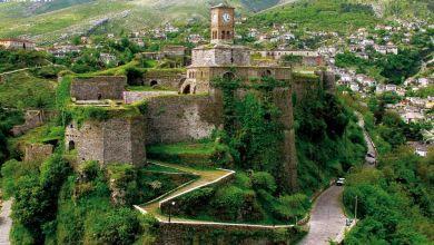 Castello Di Argirocastro Attrazioni Turistiche In Albania