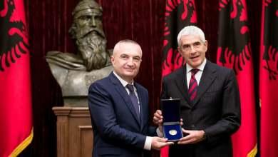 Ilir Meta Pier Ferdinando Casini