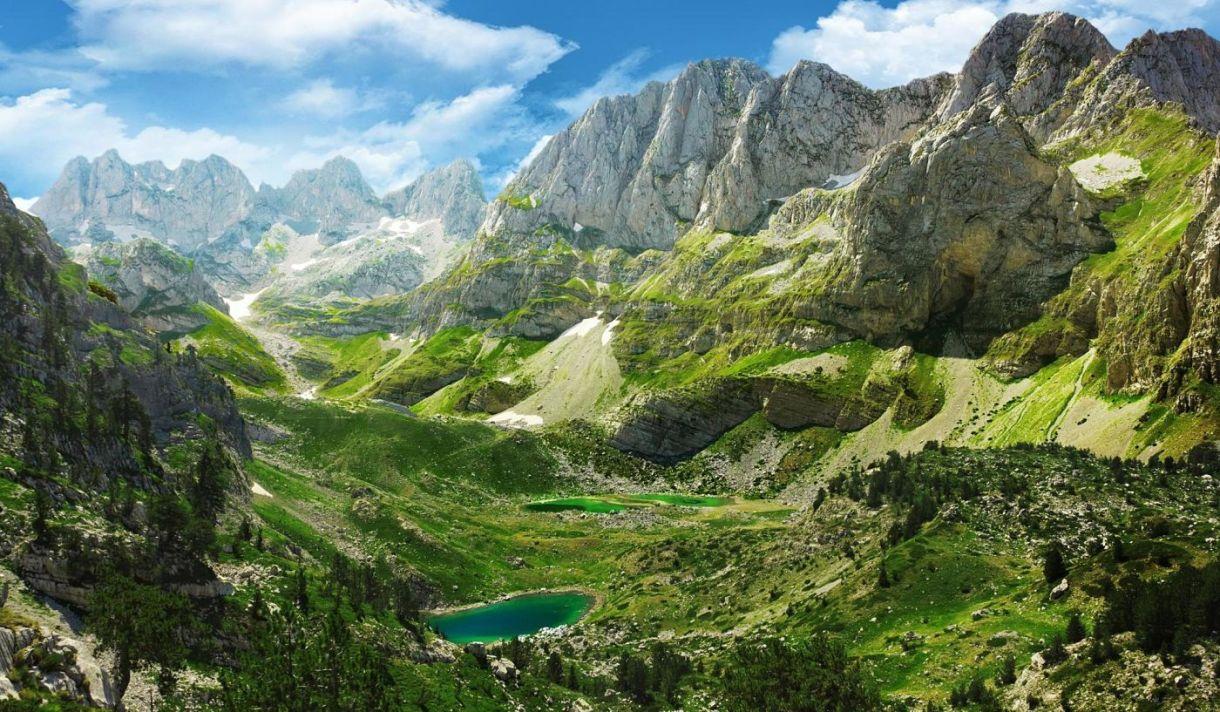 LE Alpi Albanesi, Monte Jezerca Tropoje