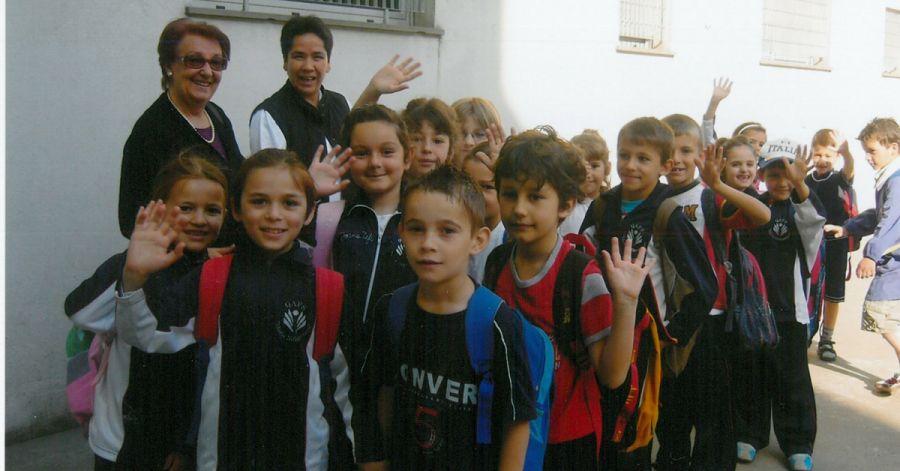 Progetto di Volontariato a Scutari in Albania - il saluto del mattino
