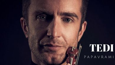 Tedi Papavrami Violinista Albanese Ostinato