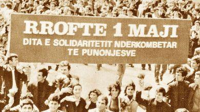 Buon 1 Maggio In Albania