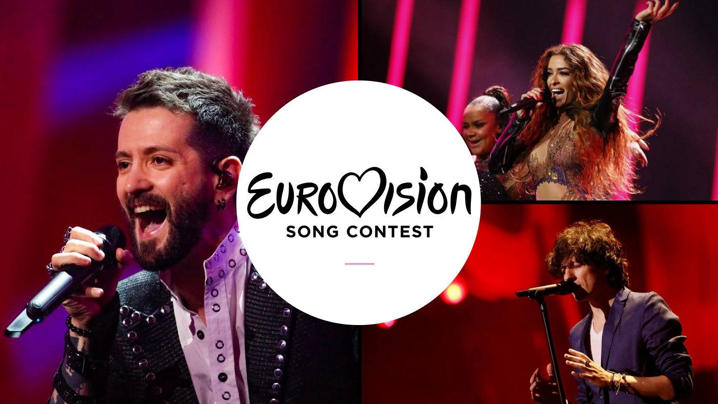 Eurovision Song Contest Finale Albania Italia Cipro Classifica