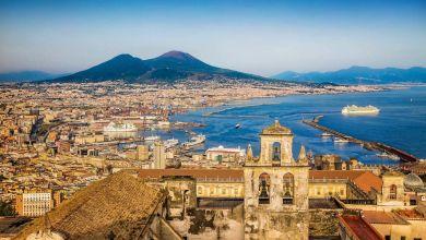 Napoli di Reginella dall'Albania