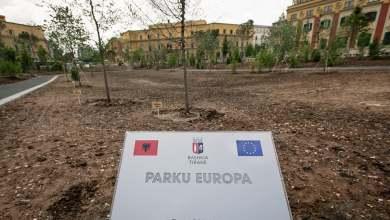 Parco Europa Tirana