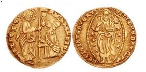 Ducato d'oro del XIII secolo