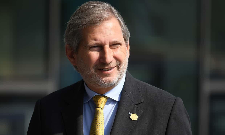 Johannes Hahn, Commissario europeo per la politica di vicinato e i negoziati per l'allargamento