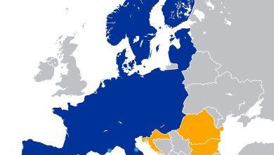 Area Schengen Albania Balcani