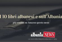 I 10 libri di successo, albanesi e sull'Albania in vendita su Amazon