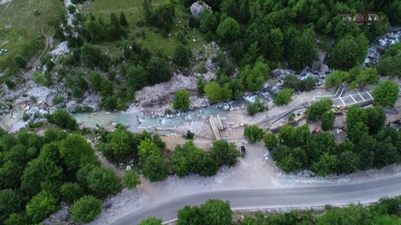 Top Channel Albania: Ecco il massacro del fiume Valbona