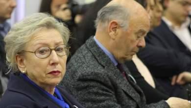 Professoressa Lucia Nadin