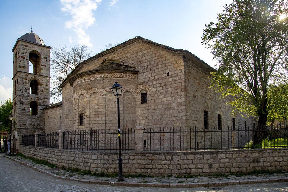 Chiesa di San Nicola, villaggio di Voskopoja, Korça, Albania 4