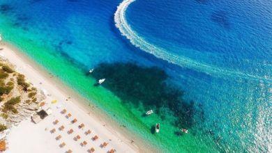 Spiaggia Di Gjipe Albania