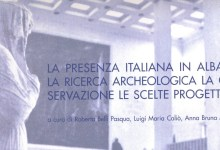 Poster Presenza Italiana Albania