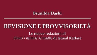 Brunilda Dashi Revisione E Provvisorietà