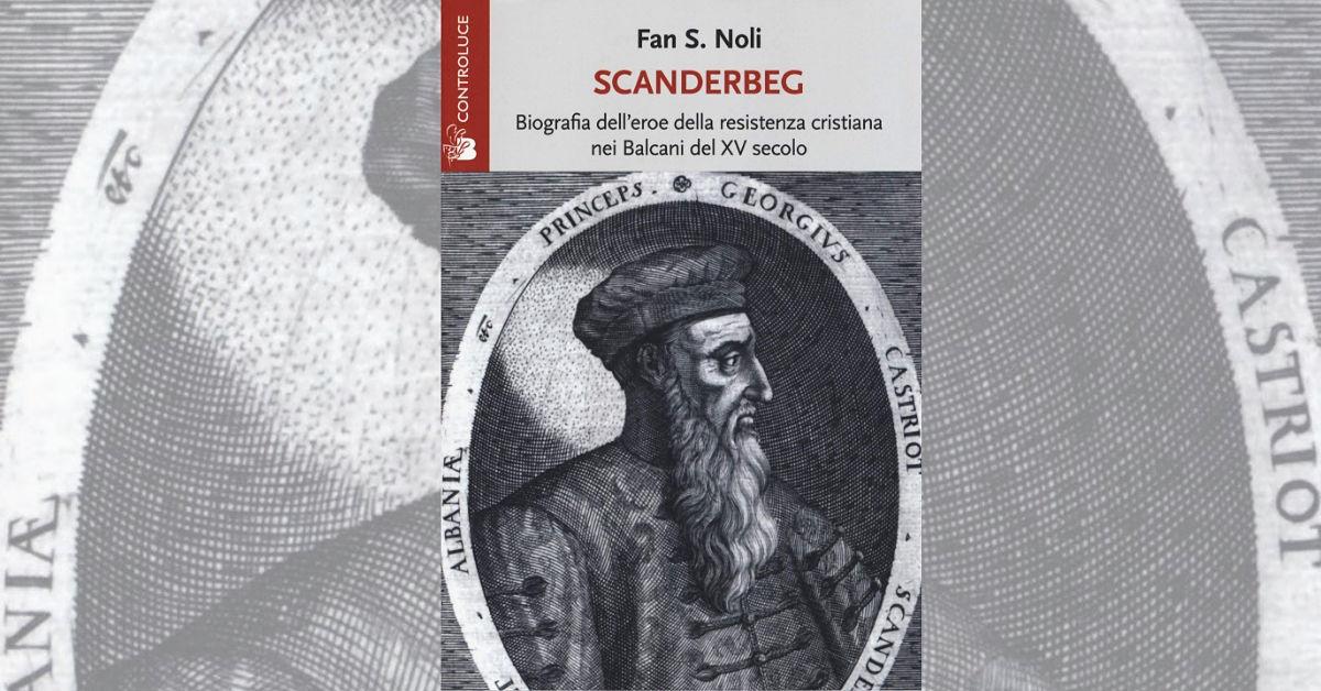 Fan Noli Libro Scanderbeg