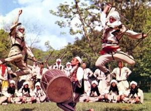 Musica popolare Albanese