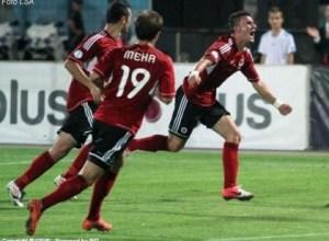 nazionale albanese
