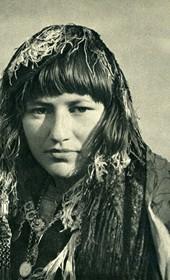 GM024: Young woman from Puka (Photo: Giuseppe Massani, 1940).