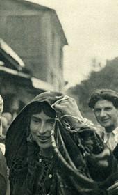 GM026: Young woman from Puka smiling (Photo: Giuseppe Massani, 1940).