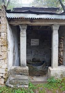 Quelle in Dardha