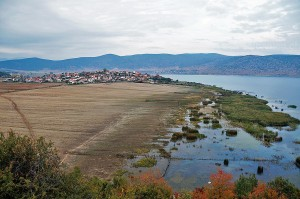 Mali Goriza/Gorica e Vogël, Prespasee