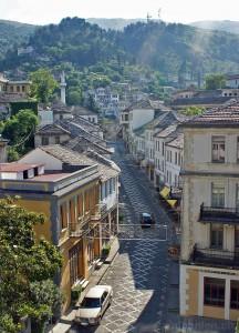 Gjirokastra: Altstadt