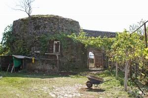 Libahova: Burg