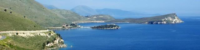 Albanische Riviera: Porto Palermo