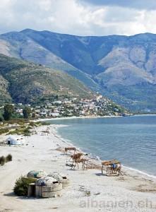 Qeparo: Strand