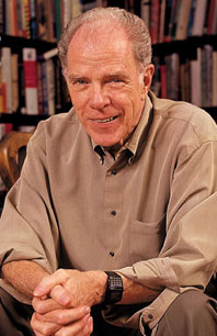Author and Professor William Kennedy, who still is involved in the University informally. Photo courtesy of www.albany.edu.