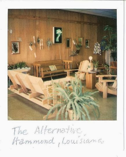 Albany Woodworks Storefront 'The Alternative' Opens in 1980