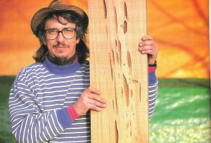 Pecky Cypress Board Richard Woods Albany Woodworks