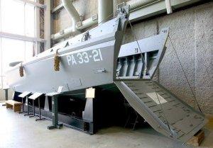 Higgins Boat World War II Museum