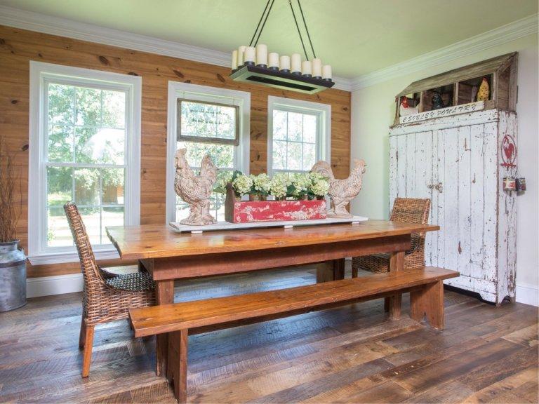 Barnwood Reclaimed Oak Flooring 2