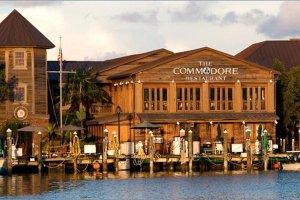 The Commodore Restaurant Key West, FL