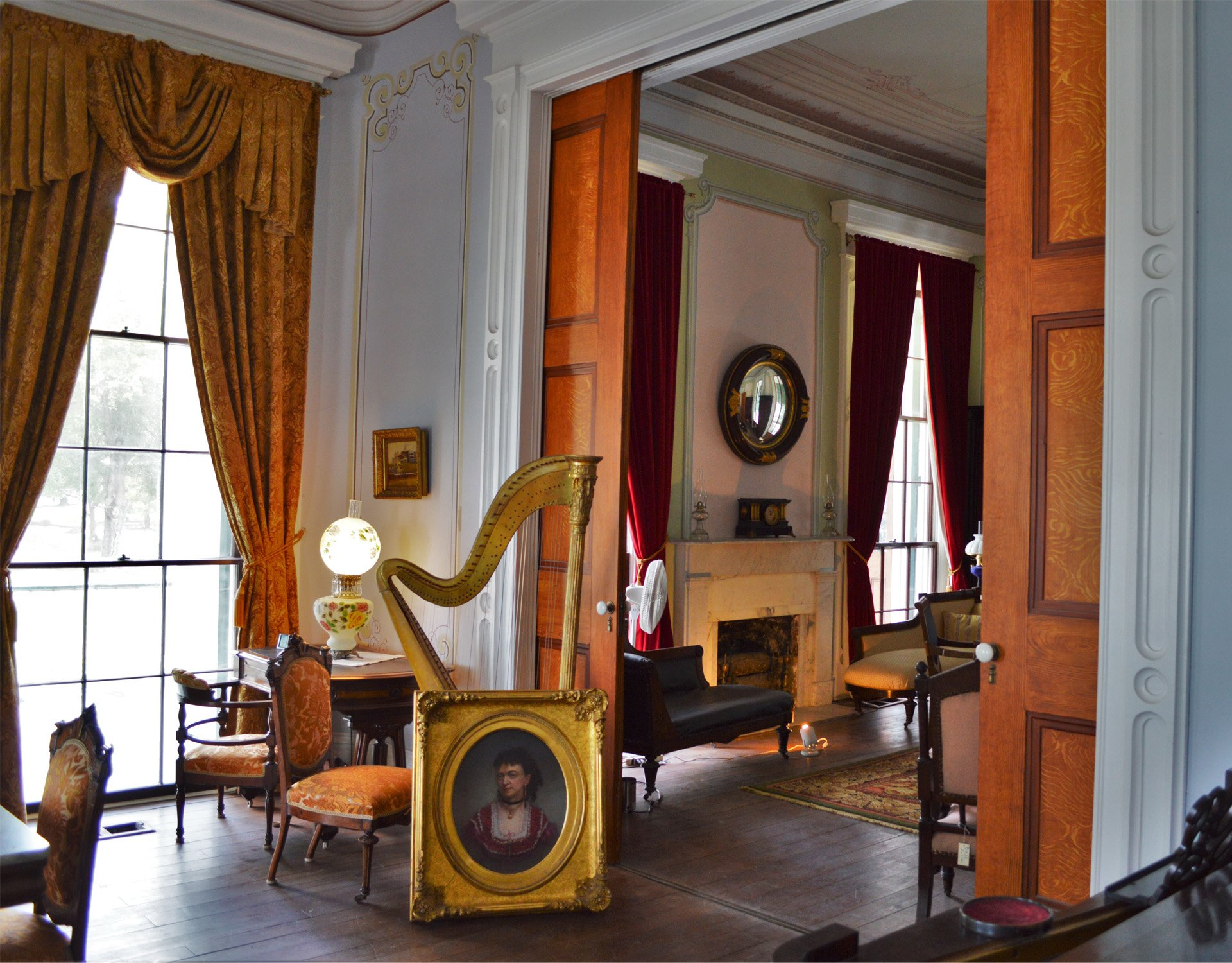 Historic Renovation Antique Flooring