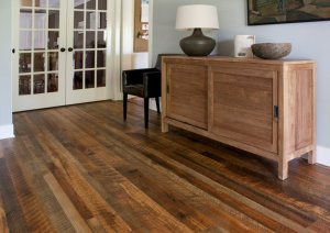 Heart Pine Flooring Orleans Collection