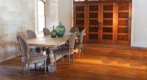 Reclaimed Oak Flooring Room View 1