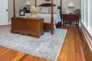Heart Pine Flooring Silvan Collection
