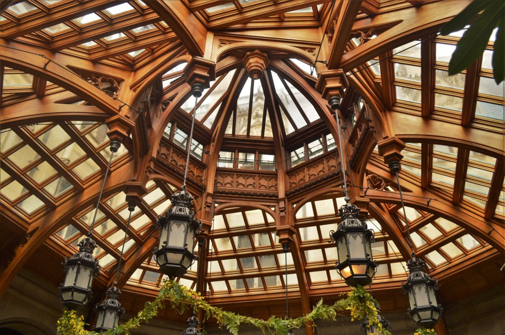 The Woodwork Wonders of the Biltmore Estate