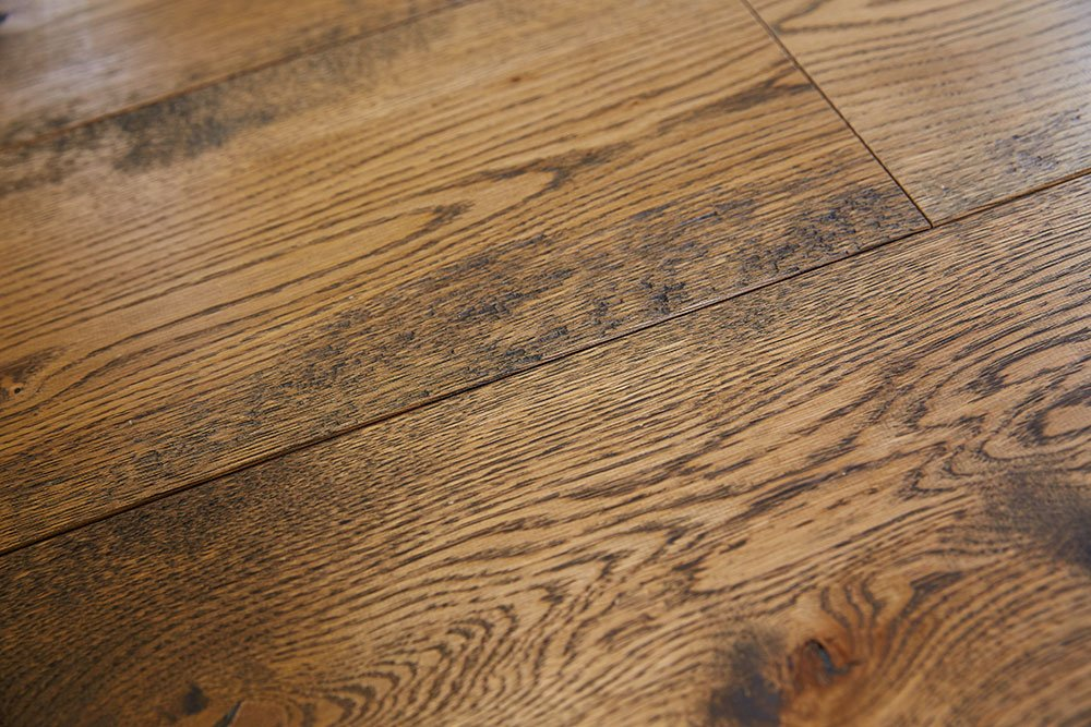 What is the best finish to use on wood flooring?