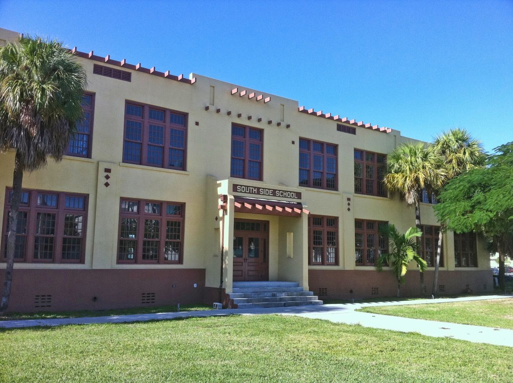 Historic Fort Lauderdale School Transforms into Cultural Center