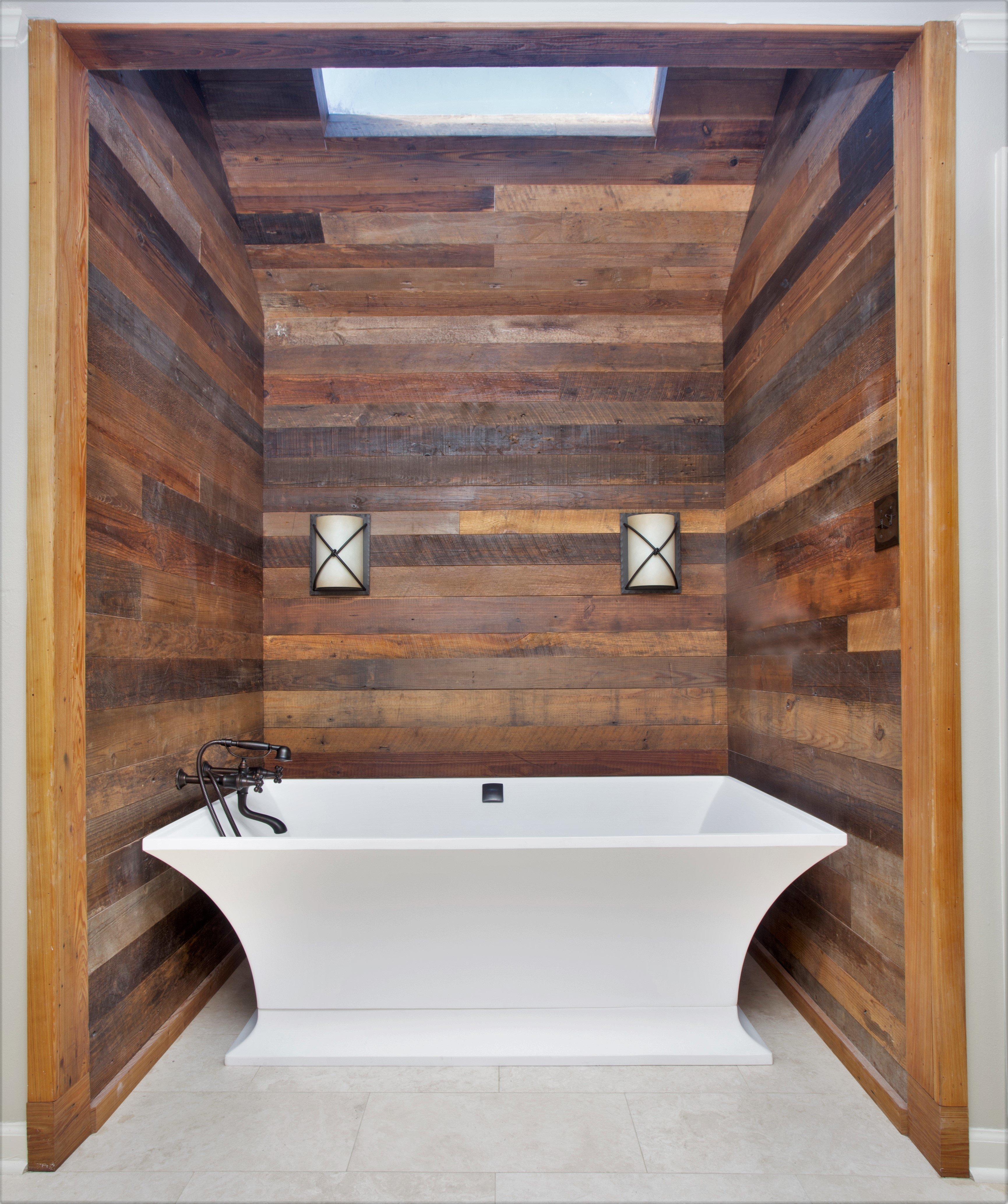 Wood Wall Paneling Barnwood Oak