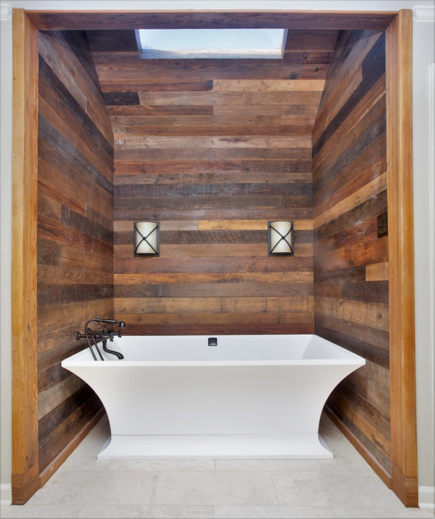 Wood Wall Paneling Barnwood Oak