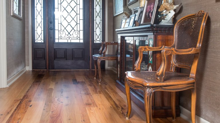 Castlewalk Reclaimed Oak Flooring 3