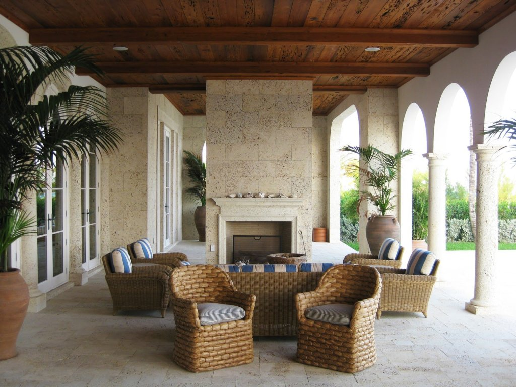 old pine beams outdoor patio antique cypress wood ceiling