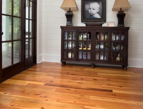 silvan collection antique heart pine flooring