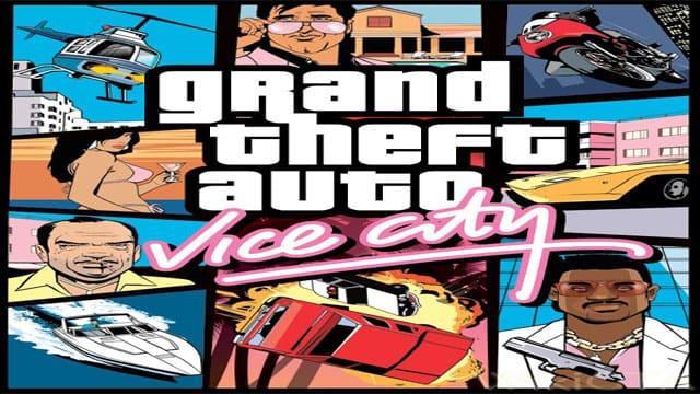 تحميل لعبة جاتا فاي ستي GTA Vice City كاملة للكمبيوتر مجاناً