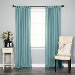 Al Barsha Curtains And Blinds Made To Measure Loop Curtains For You Home Barsha Curtains